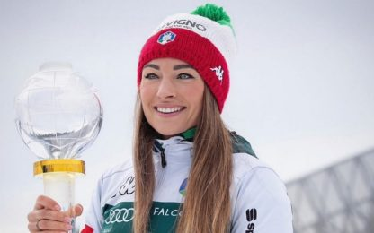 Favola Wierer, vince Coppa del Mondo di biathlon