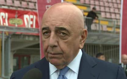 """Galliani: """"Con Fair Play Milan non avrebbe vinto"""""""