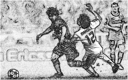 Giornata mondiale del disegno: il calcio a matita