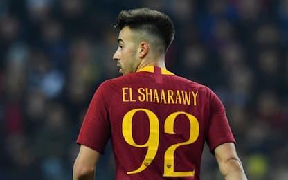 El Shaarawy lascia la Roma, oggi volerà in Cina