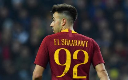 Roma-El Shaarawy, a breve incontro per il rinnovo