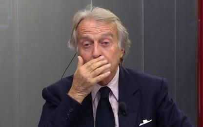 Montezemolo ricorda Lauda e si commuove. VIDEO
