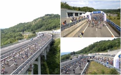"Giro ""in Panoramica"", record assoluto di adesioni"