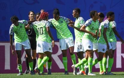 La Nigeria si rialza, 2-0 alla Corea del Sud