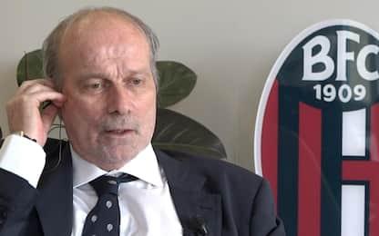 """Sabatini: """"Bologna sfida finale, cerco la gioia"""""""