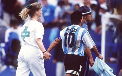 Accadde oggi: Maradona positivo a Usa '94