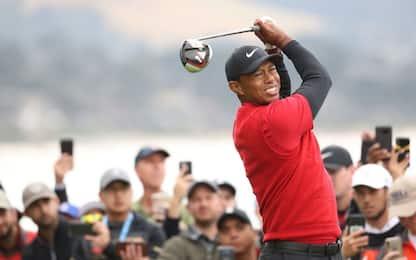 """Woods: """"Tornare a vincere sarebbe meraviglioso"""""""