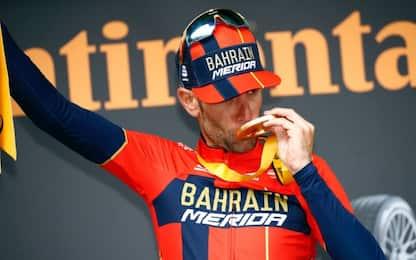 "Nibali: ""Questa vittoria è stata una liberazione"""