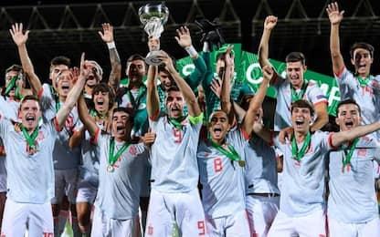 La Spagna raddoppia, è campione d'Europa U19