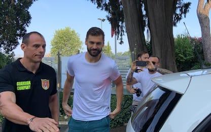"""Llorente in Italia: """"Il Napoli mi ha sorpreso"""""""