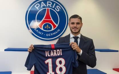 "Icardi firma col Psg: ""Fiero di essere parigino"""