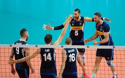 Italia forza 4, battuta anche la Bulgaria 3-1