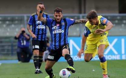 Pisa scappa, Chievo rimonta: 2-2 al Bentegodi