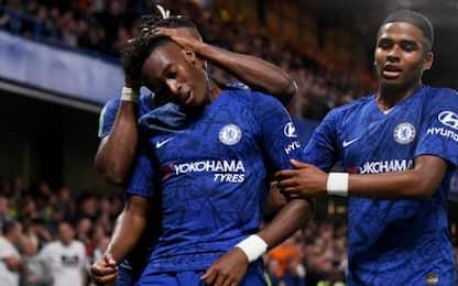 Coppa di Lega: avanti Liverpool, Chelsea e United