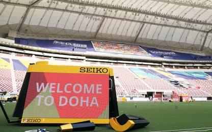"Doha 2019, carica Tortu: ""Sto molto bene"""