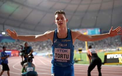 Tortu 7° in finale 100 mt, giornata storica a Doha