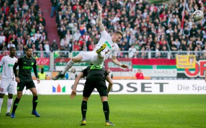 Augsburg-Hannover 3-1
