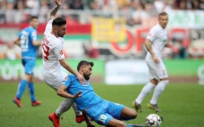 Augsburg-Hoffenheim 0-4