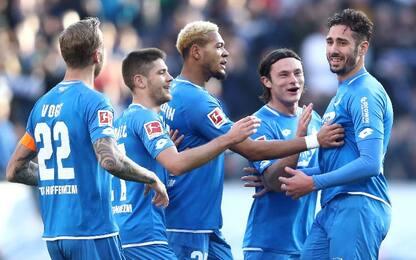 Hoffenheim-Hannover 3-0