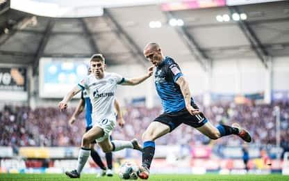Paderborn-Schalke 04 1-5
