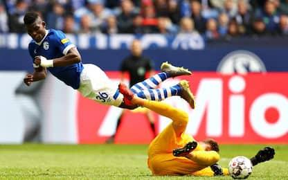 Schalke 04-Augsburg 0-0