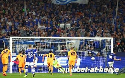 Schalke 04-Hoffenheim 2-5