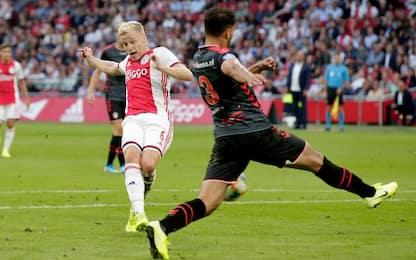 Ajax-FC Emmen 5-0
