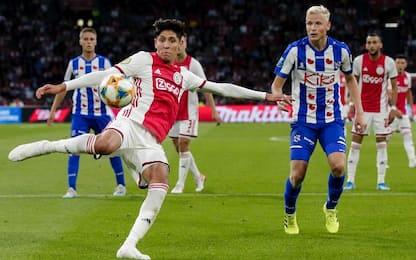 Ajax-sc Heerenveen 4-1