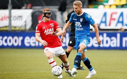 AZ-Heracles Almelo 2-0