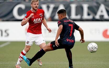 AZ-Sparta Rotterdam 5-1