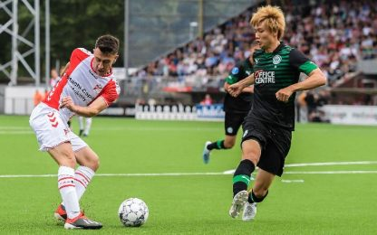 FC Emmen-FC Groningen 0-1