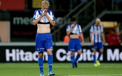 FC Emmen-sc Heerenveen 2-0