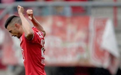 FC Twente-RKC Waalwijk 3-3
