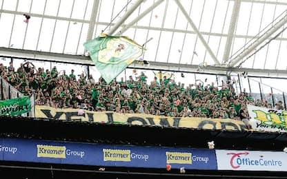 Feyenoord-ADO Den Haag 3-2