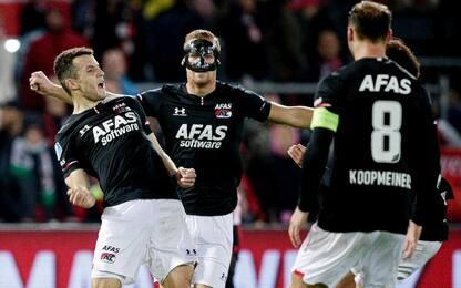 Feyenoord-AZ 0-3