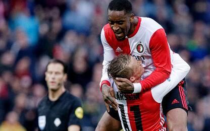 Feyenoord-FC Twente 5-1