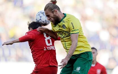 Fortuna Sittard-FC Twente 2-3