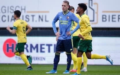 Fortuna Sittard-Feyenoord 4-2