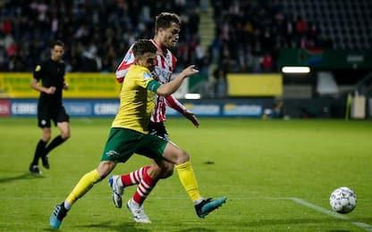 Fortuna Sittard-Sparta Rotterdam 0-0