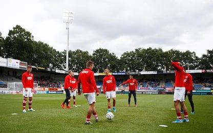 RKC Waalwijk-AZ 0-2
