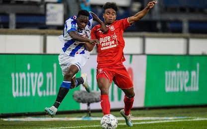 sc Heerenveen-FC Twente 0-0