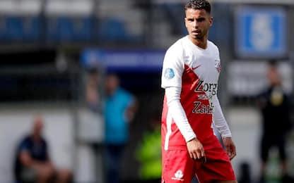 sc Heerenveen-FC Utrecht 1-1