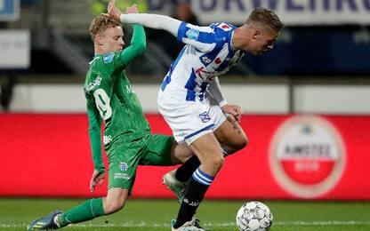 sc Heerenveen-PEC Zwolle 1-0
