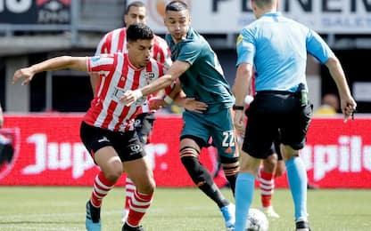 Sparta Rotterdam-Ajax 1-4
