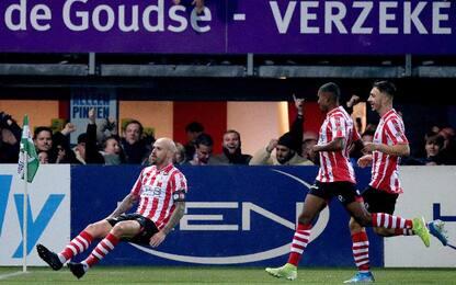 Sparta Rotterdam-FC Twente 2-1