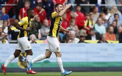 Vitesse-Ajax 2-2