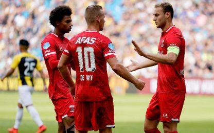 Vitesse-AZ 2-1