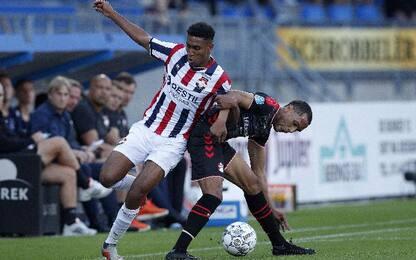 Willem II-FC Emmen 2-1
