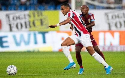 Willem II-Vitesse 0-2