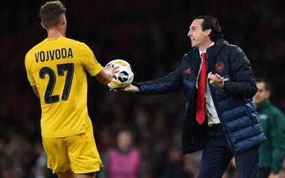 Arsenal-Standard Liegi 4-0